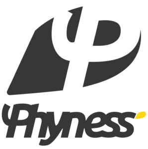 Logo_phyness_Logo vertical