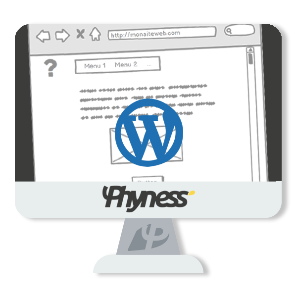 Services phyness creation site internet