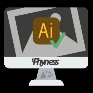 Services phyness vertorisation logo