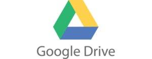 logiciel phyness_google-drive logo