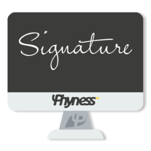 Services phyness signature email